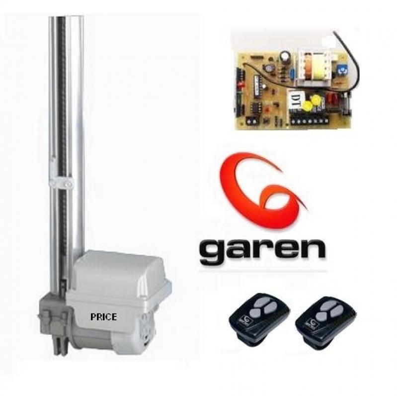 Conserto de Motor de Portão Eletrônico Jandira - Conserto Motor Garen