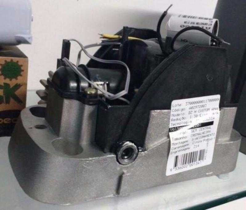 Conserto de Motor Ppa Campo Belo - Conserto de Motor de Portão Eletrônico