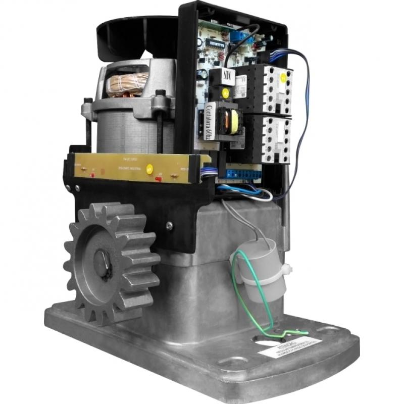 Empresa de Conserto de Motor de Portão Eletrônico Cidade Tiradentes - Manutenção Motor Portão Eletrônico