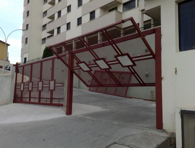 Empresa de Manutenção de Portão Brooklin - Empresa de Manutenção de Portão Portões de Garagem