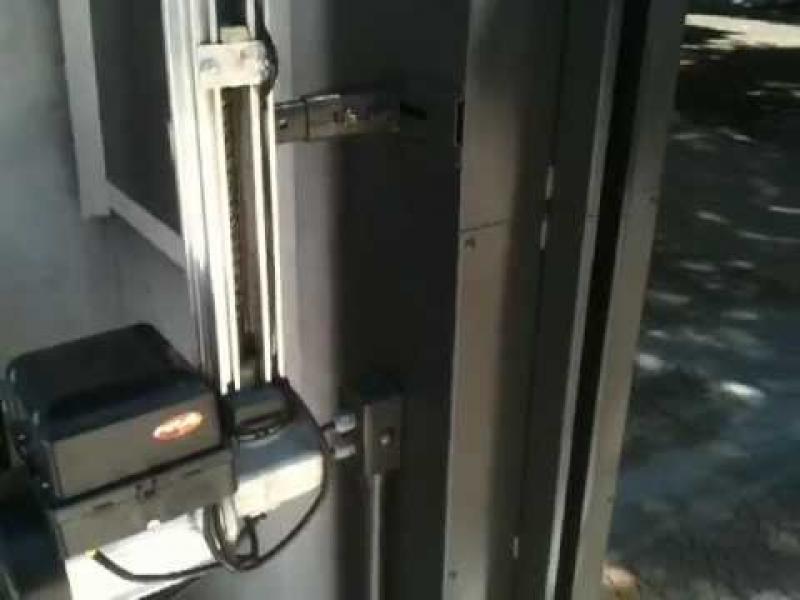 Instalação de Motor de Portão Basculante na Vila Mariana - Instalação de Portão com Motor