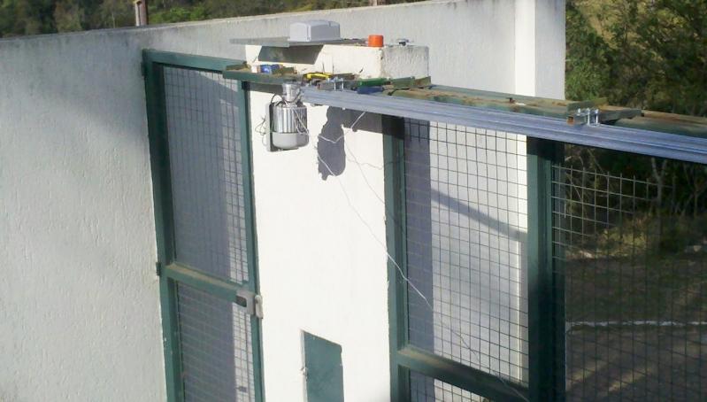 Instalação de Motor para Portão Deslizante em São Miguel Paulista - Instalação de Motor para Portão Deslizante