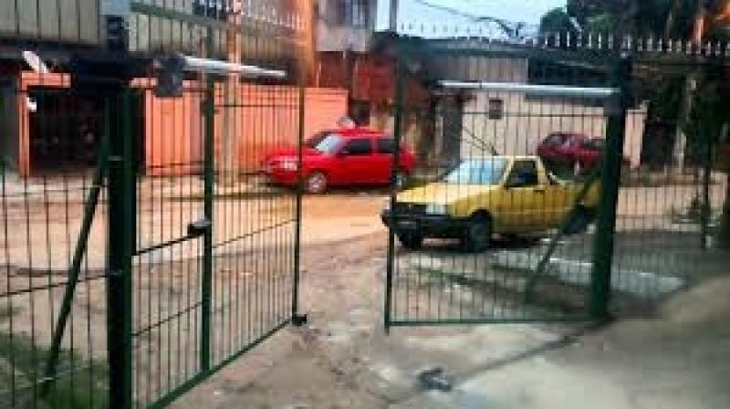 Instalação de Portão Automático Pivotante Preço Jardins - Instalação de Motor para Portão Deslizante