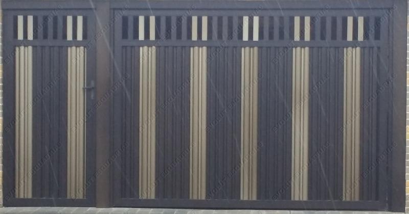 Instalação de Portão de Alumínio em Arujá - Instalação de Portão de Garagem