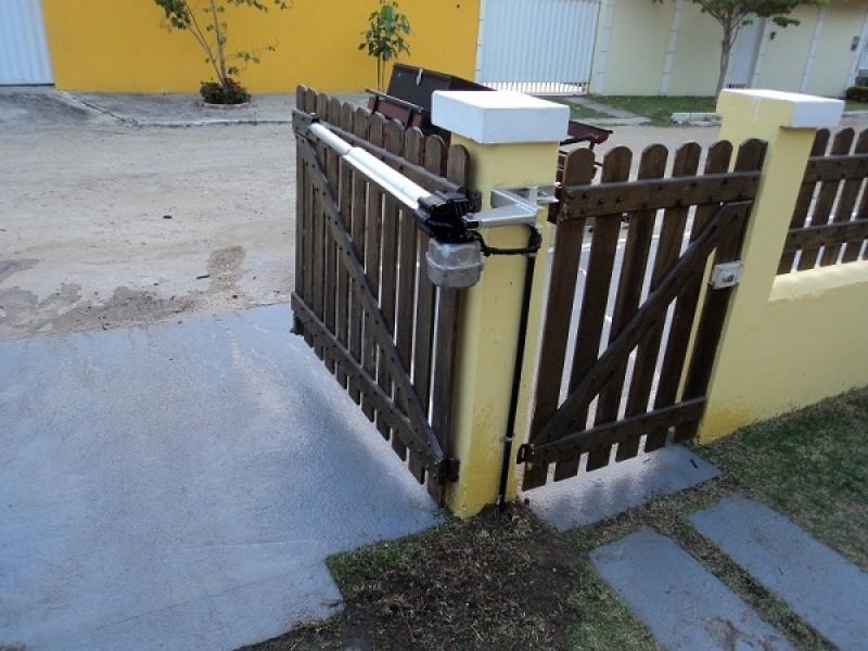Instalação de Portões Automáticos Pivotantes na Cidade Patriarca - Instalação de Motor para Portão Deslizante
