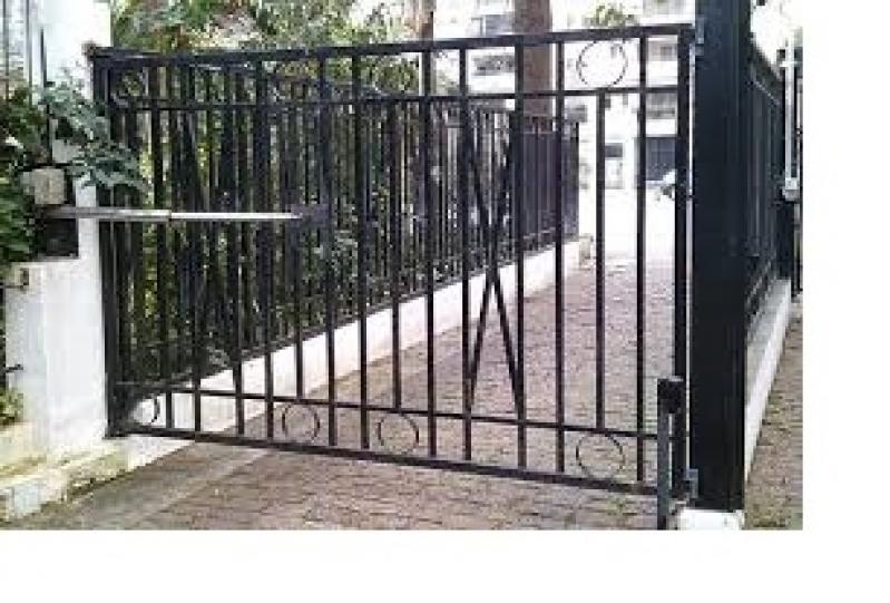 Instalação de Portões Automáticos Preço em Jandira - Instalação de Motor para Portão Deslizante