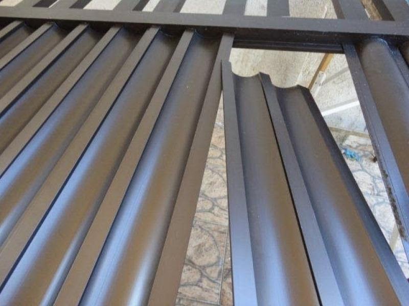 Instalação de Portões de Alumínio M'Boi Mirim - Instalação de Portão de Garagem