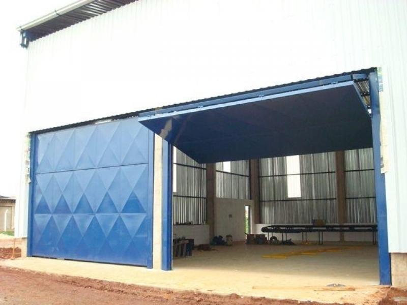 Manutenção de Portão Automático Industrial em Itapevi - Manutenção de Portão Basculante
