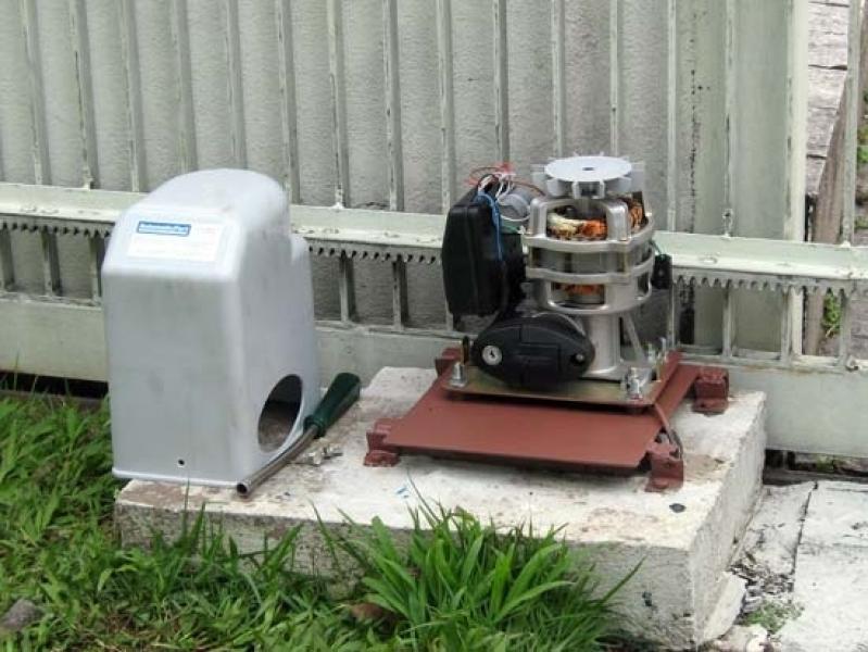 Manutenção em Motor de Portão Eletrônico Arujá - Conserto de Motor de Portão Eletrônico