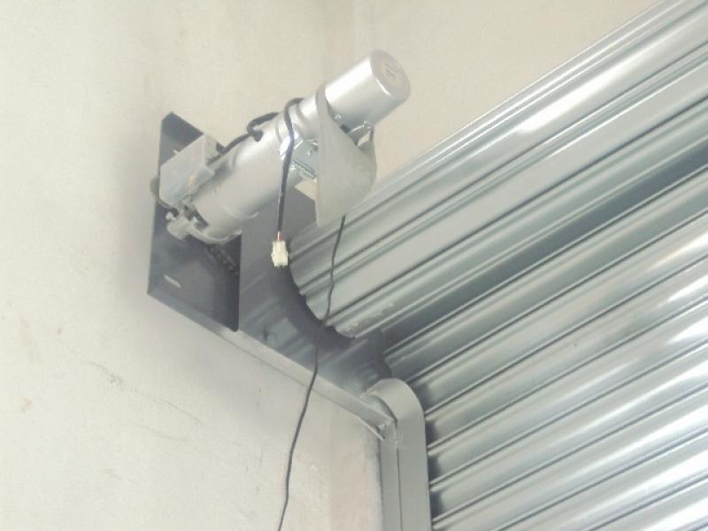 Manutenção Portão Automático Eletro Nico Jandira - Manutenção Portão de Enrolar