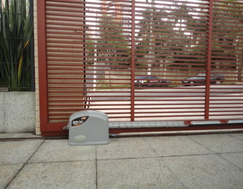 Onde Encontrar Serviço de Conserto de Motor de Portão Automático Brooklin - Serviço de Conserto de Portão Automático Residencial