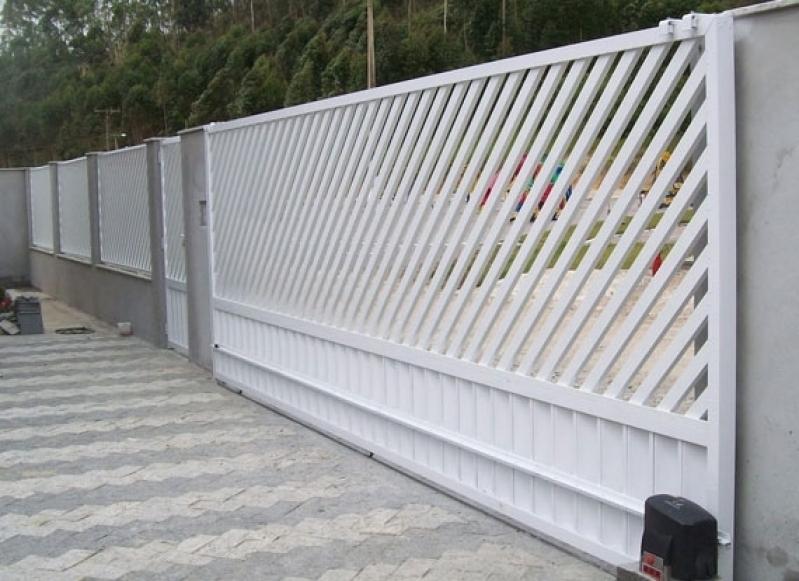 Onde Encontrar Serviço de Conserto de Portão Santo André - Serviço de Conserto de Portão de Garagem