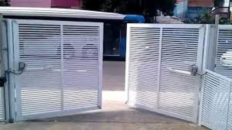Onde Encontro Serviço de Conserto de Portão de Ferro Jardim São Luiz - Serviço de Conserto de Portão Basculante