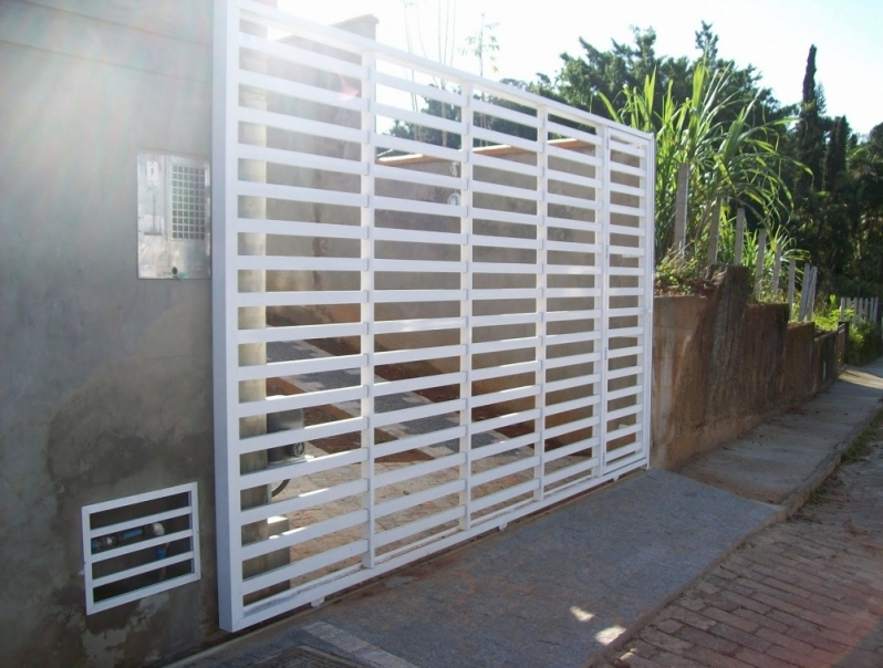 Onde Encontro Serviço de Conserto de Portão Jardim São Luiz - Serviço de Conserto de Portão Automático Residencial