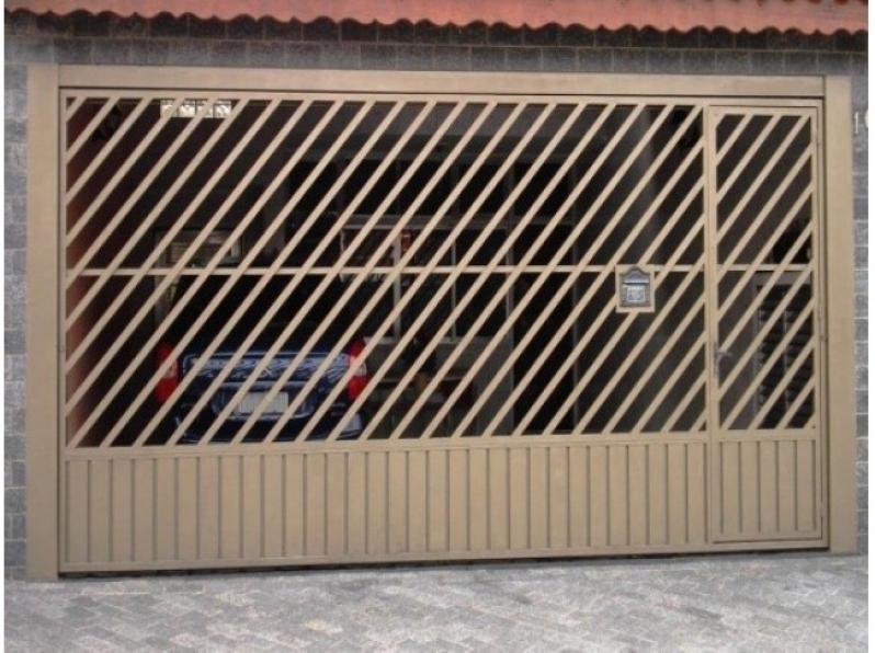 Onde Encontro Serviço de Reparo para Portão de Garagem Santana de Parnaíba - Serviço de Reparo em Portão Manual