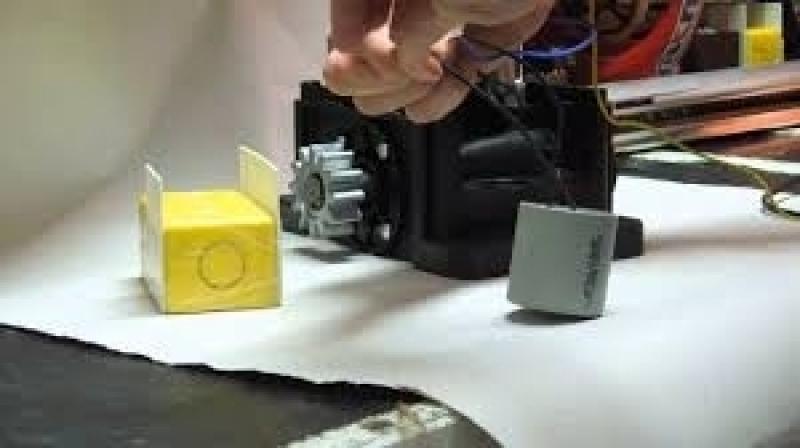 Onde Faz Manutenção Motor Portão Eletrônico São Caetano do Sul - Conserto Motor de Portão