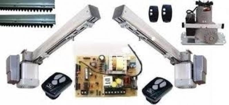 Serviço de Conserto de Portão Automático Residencial Embu Guaçú - Serviço de Conserto de Portão Automático Residencial