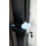 consertos de portão de alumínio Sacomã