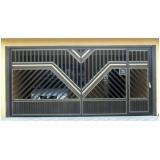 empresa de instalação de portão de alumínio Jardim Ângela