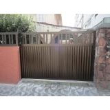 empresa de manutenção de portão portões de garagem