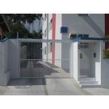 empresa de reparo em portão manual em Pedreira