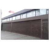 empresa que faz contrato de manutenção de portão automático Barueri