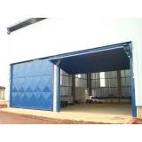 empresa que faz manutenção portão de enrolar Embu Guaçú