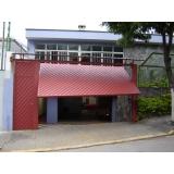 instalação de portão automático basculante preço em Mauá