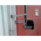 instalação de portão com motor preço em Jundiaí