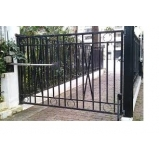 instalação de portões automáticos preço em Jandira