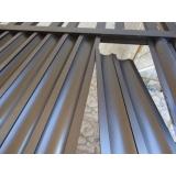 instalação de portões de alumínio na Carapicuíba
