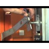 instalação de motor de portão basculante