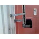 instalação de portão com motor