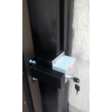 instalação de trava portão basculante preço em Mauá