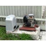 manutenção em motor de portão eletrônico