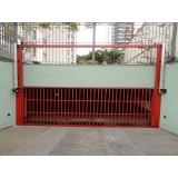 manutenção de portões industrial Jardim Iguatemi