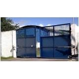 quanto custa conserto de portão automático residencial Grajau