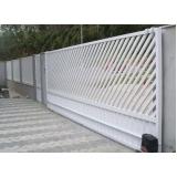 quanto custa manutenção de portão deslizante na Vila Prudente
