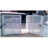 quanto custa manutenção de portão portões de garagem na Ibirapuera
