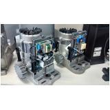 reparo para motor de portão automático preço Jardim Iguatemi