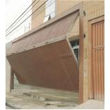 reparo para portão de galpão na Vila Andrade